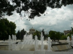 Fountains in Pleven, Bulgaria
