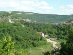 View from Arbanasi, near Veliko Tarnovo