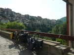Leaving  Veliko Tarnovo