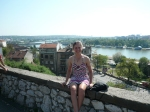 same dress and river as in budapest, but different bend!