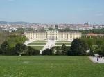 Schonbrunn castle, vienna