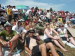 watching the grand prix - hot hot hot!