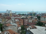 Trabzon city-scape