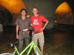 Making friends in Esfahan