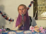 Bit of a long story, suggest reading the blog! Essentially this is Christine giving a short presentation on Christianity during a conference on religious saviours being held in our hotel in Yazd. An unusual experience!