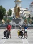 Ashgabat grandeur