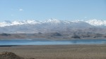 Karakol lake - stunning colours