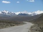 Approaching Koi Tezek pass