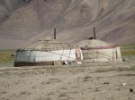More yurts near Bulunkul