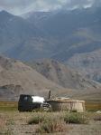Yurt near Bulunkul