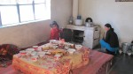 The homestay of Rahima, the English teacher in Alichur