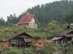 Small local wat, north Laos