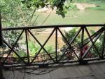 Hammock on bungalow balcony. Very nice.