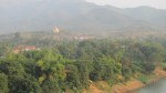 View from wat Chomsi, Luang Prabang